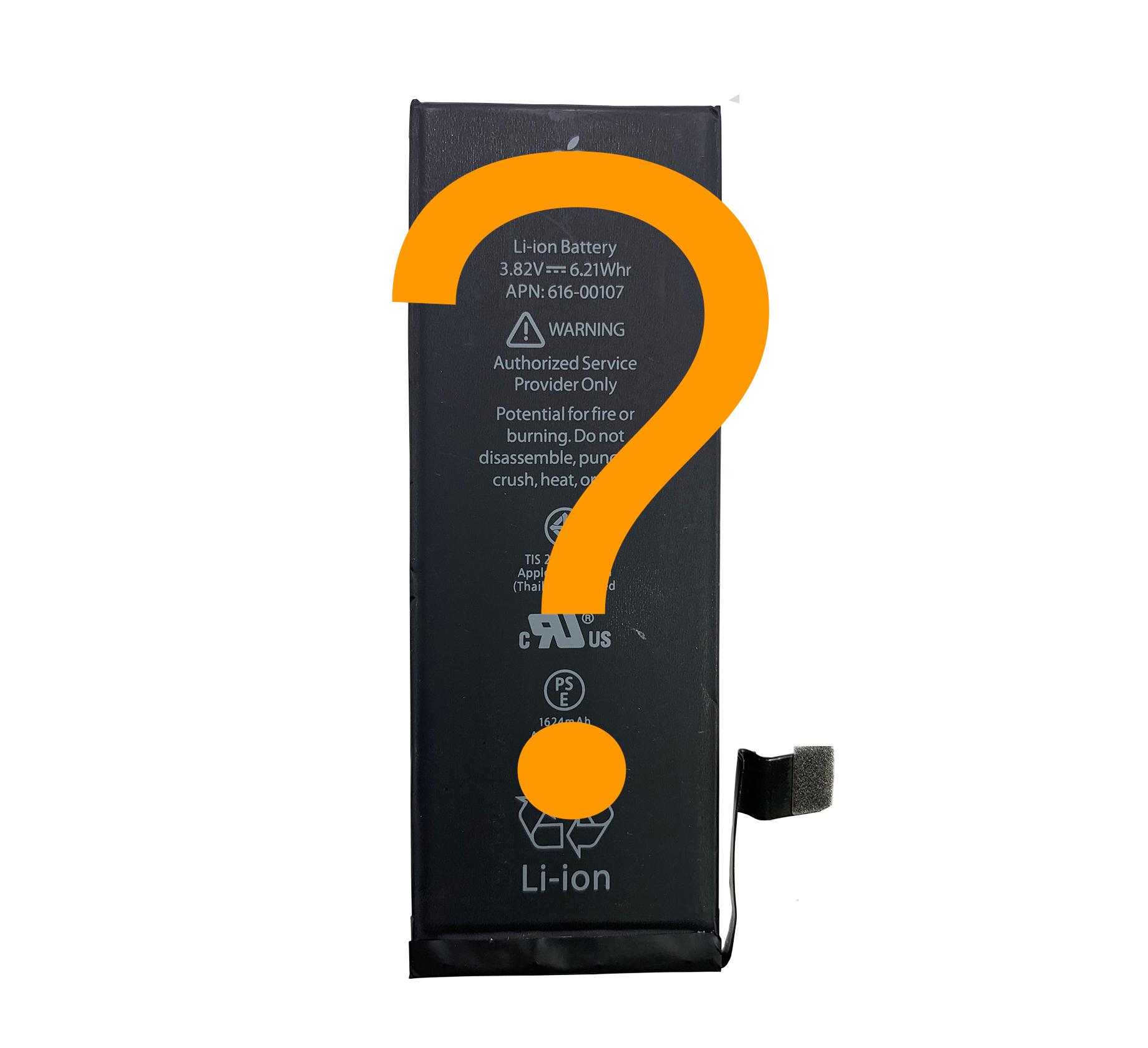 Jak poznat originální iPhone baterii ?