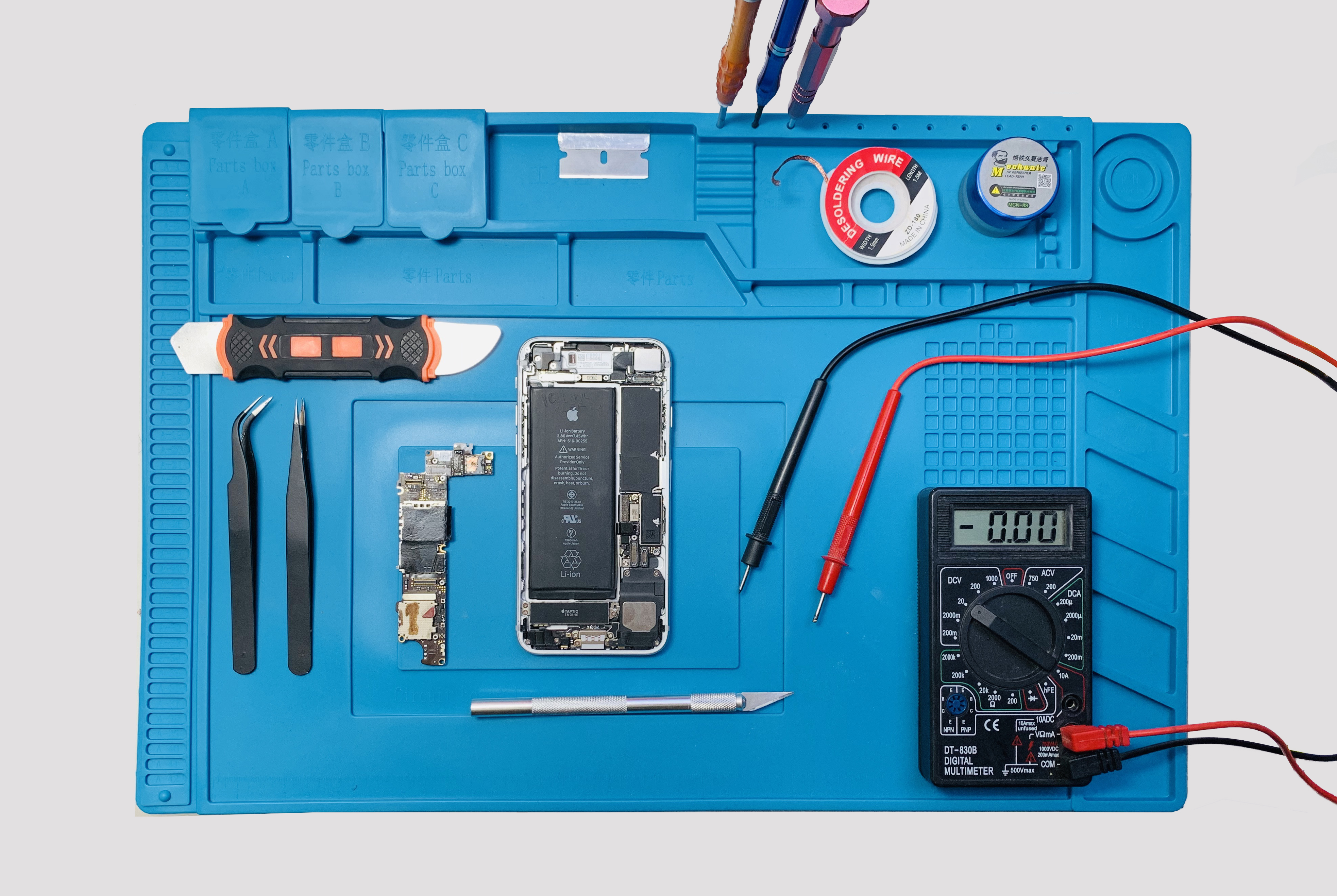 Opravy Apple zařízení
