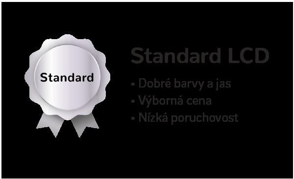 Nabízíme STANDARD LCD pro iPhone za skvělé ceny!