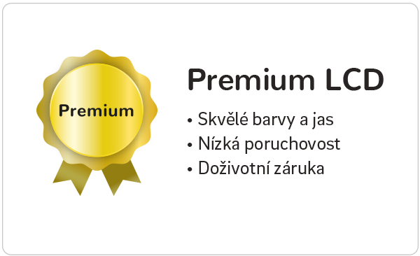 Nabízíme PREMIUM LCD pro iPhone!