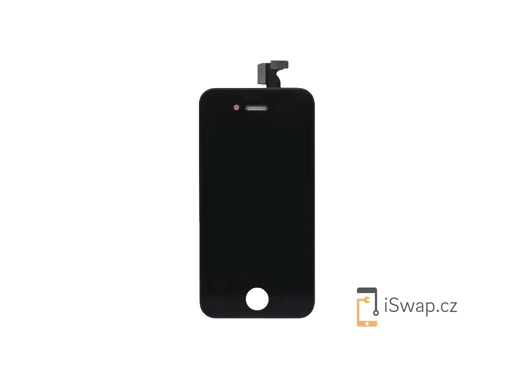 LCD display pro Apple iPhone 4S Black
