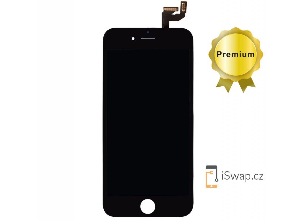 LCD displej PREMIUM černý pro Apple iPhone 6S Plus