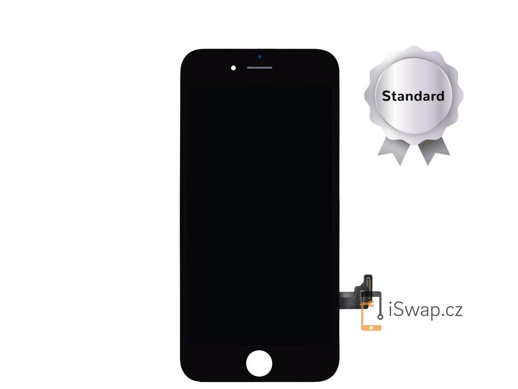 LCD displej STANDARD černý pro Apple iPhone 7