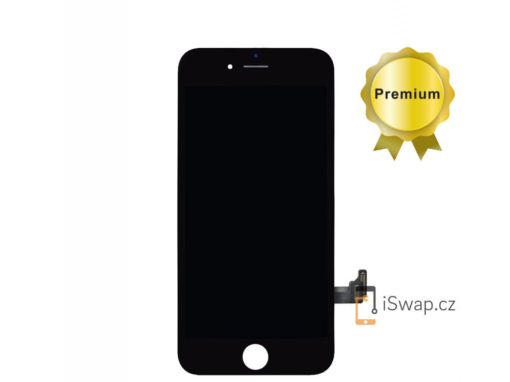 LCD displej PREMIUM černý pro Apple iPhone 8 Plus