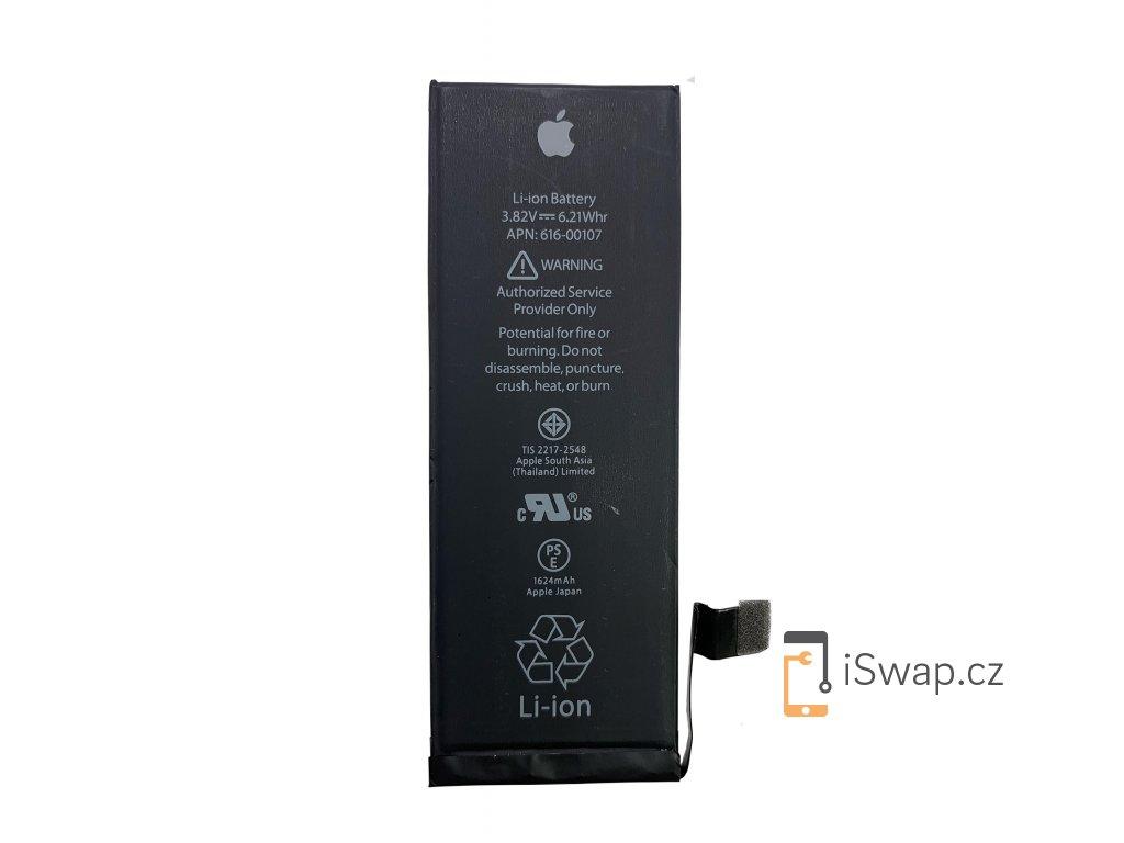 Náhradní originální baterie pro Apple iPhone SE