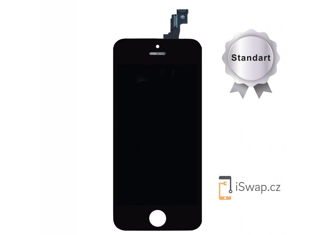LCD displej STANDARD černý pro Apple iPhone 5C