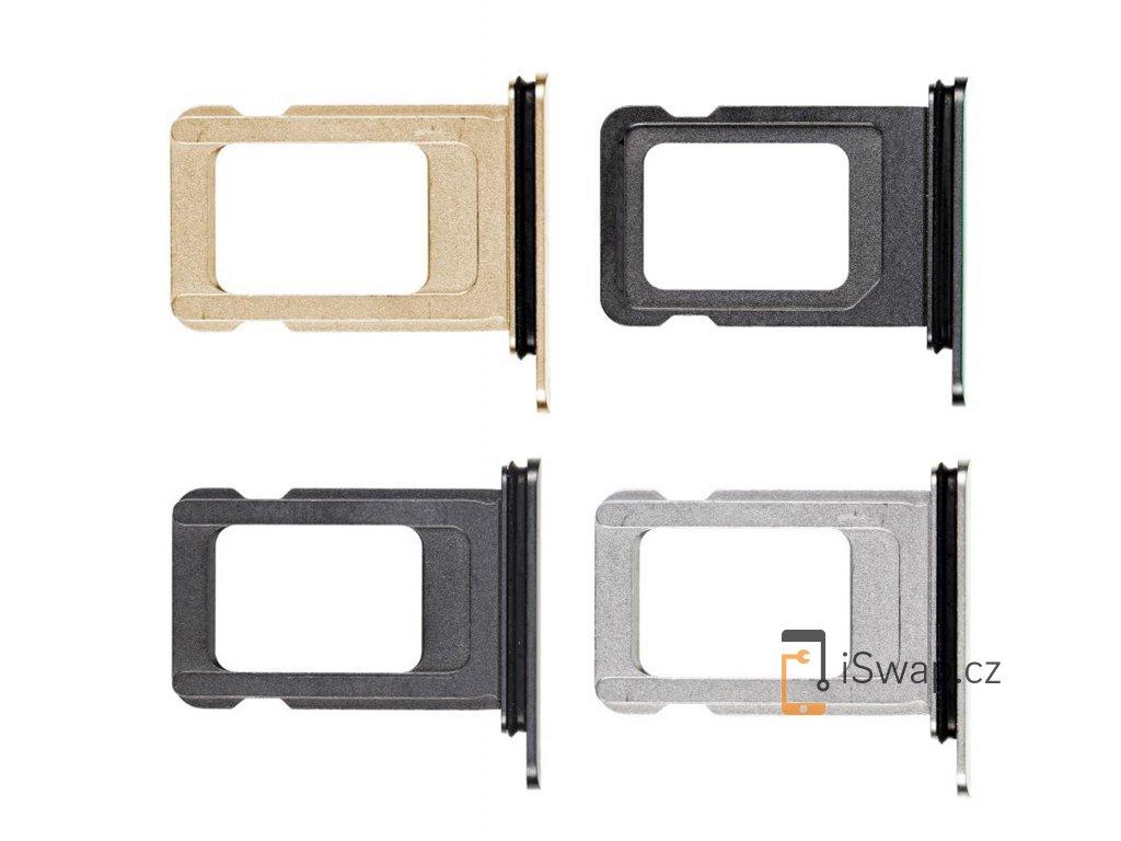 SIM šuplíky pro Apple iPhone 11 Pro / 11 Pro Max