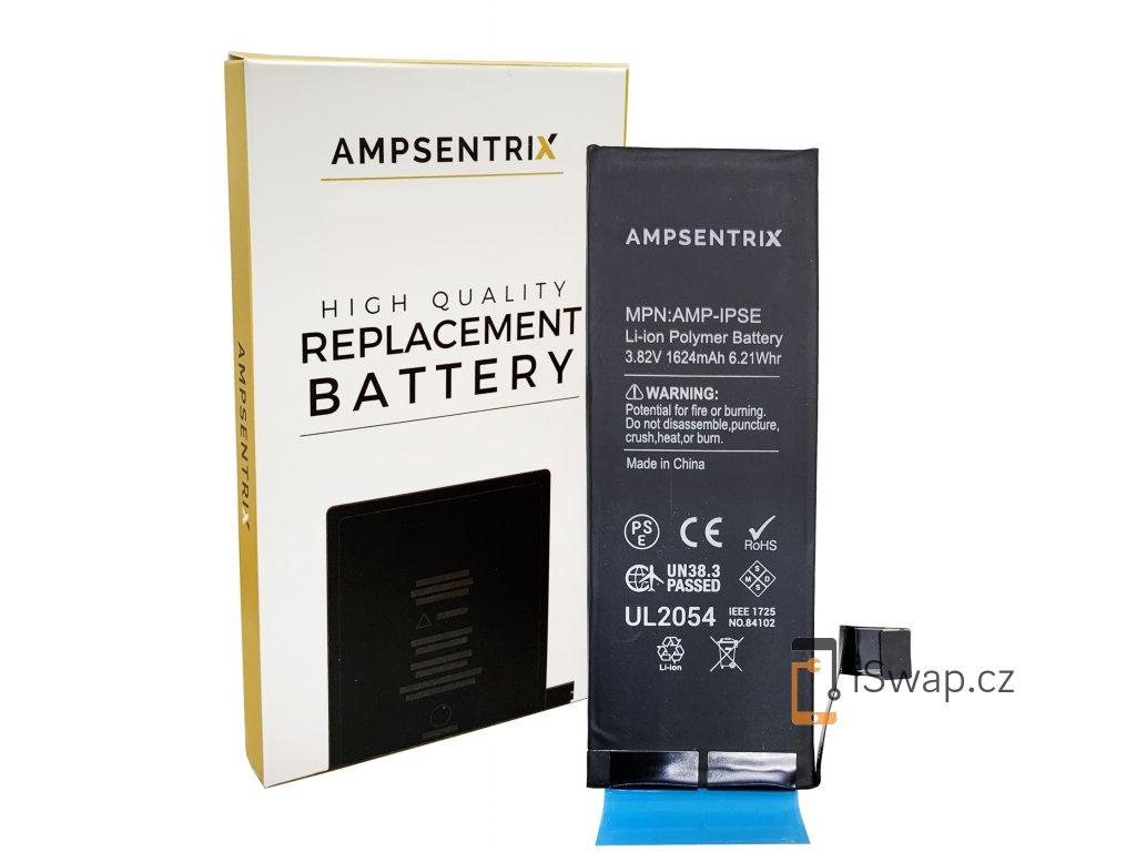Náhradní Ampsentrix baterie pro iPhone SE.