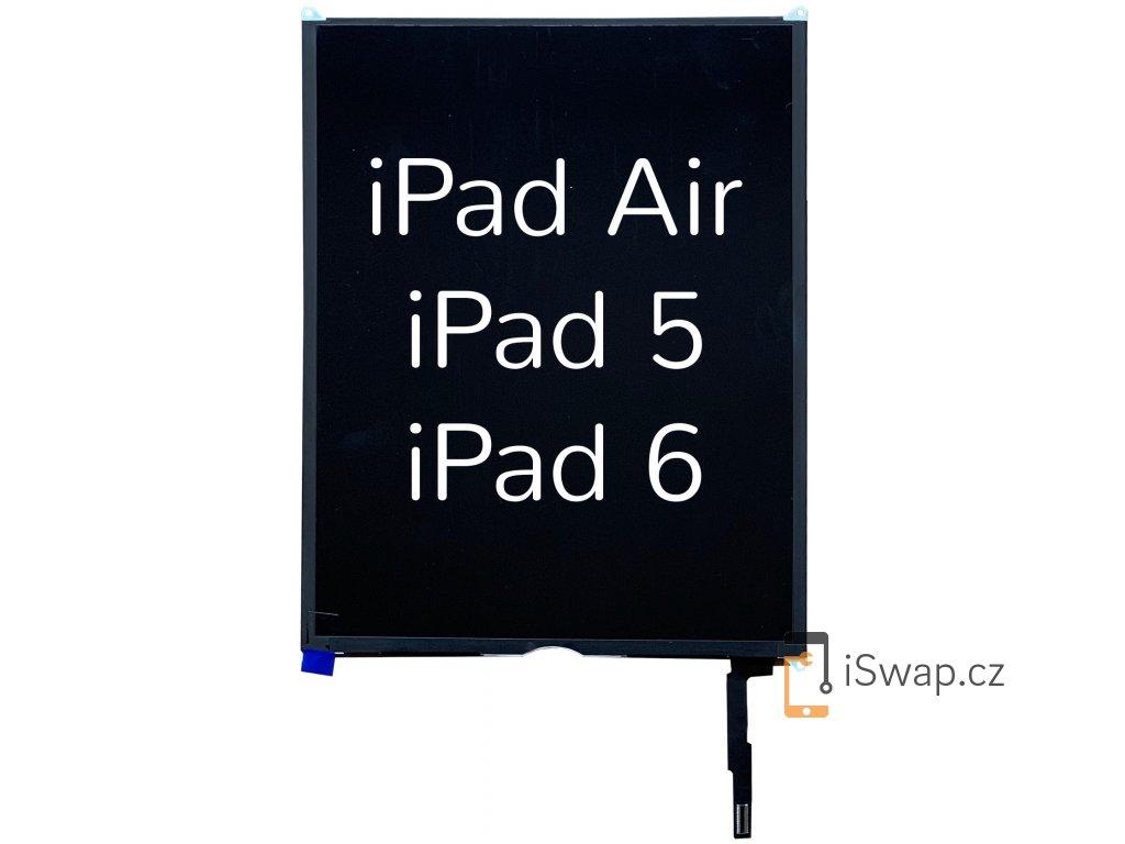 Náhradní LCD displej pro Apple iPad Air a iPad 5 (2017) a iPad 6 (2018)