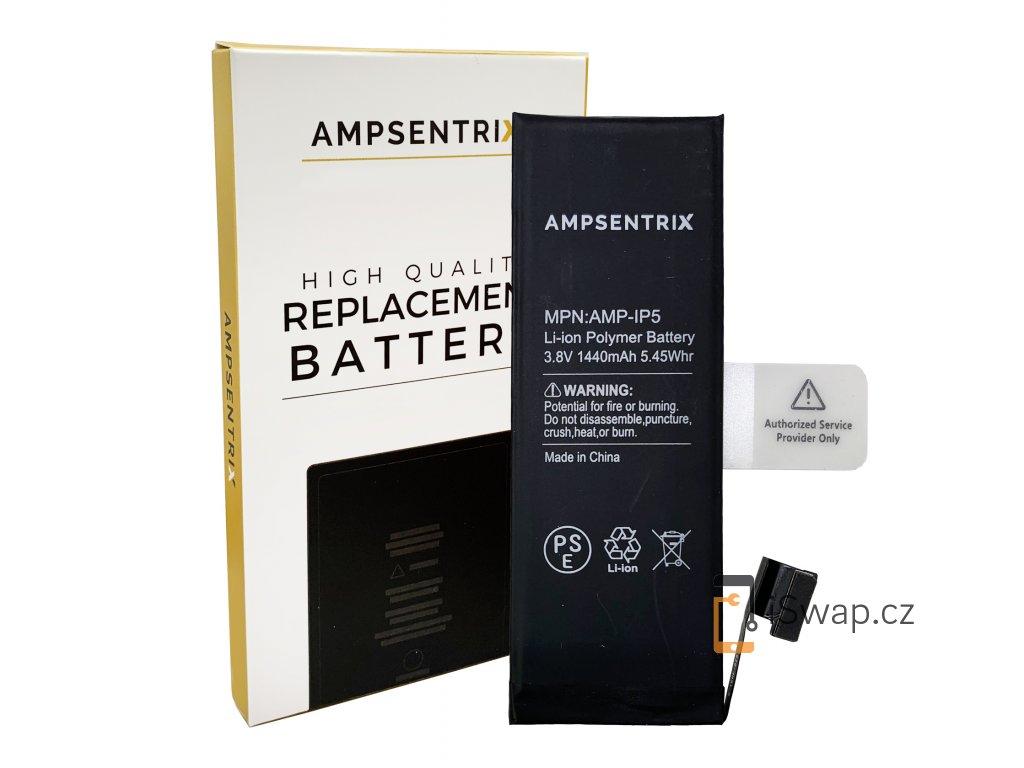 Náhradní Ampsentrix baterie pro Apple iPhone 5