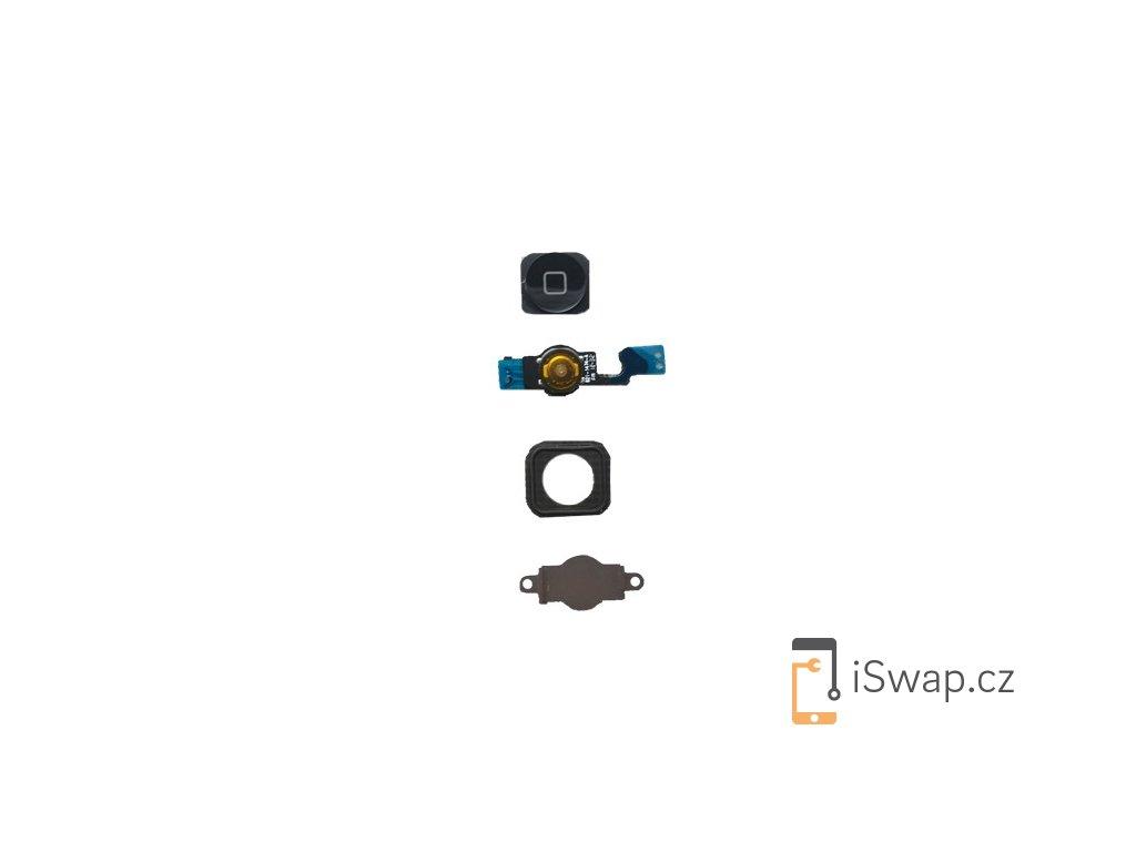Sada domácího tlačítka pro Apple iPhone 5C