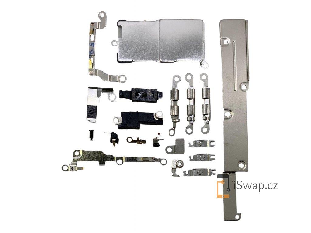 Sada vnitřních plíšku pro Apple iPhone Xs.