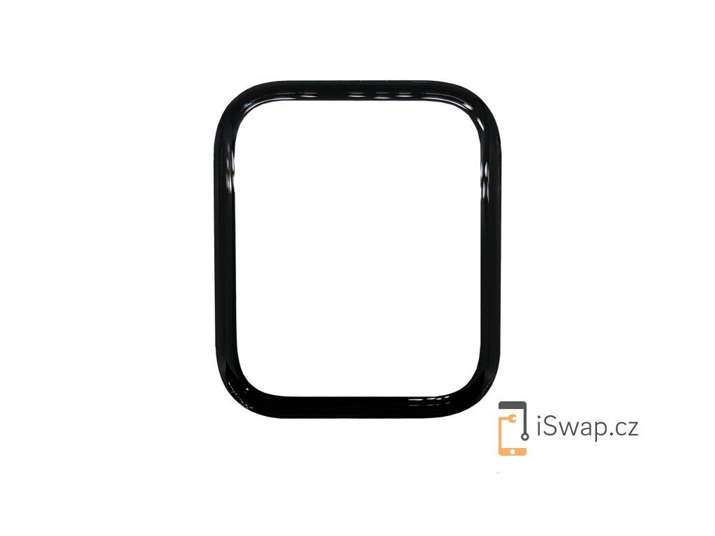 Náhradní sklo OLED displeje pro Apple Watch 4 a 5 s velikostí displeje 40mm.