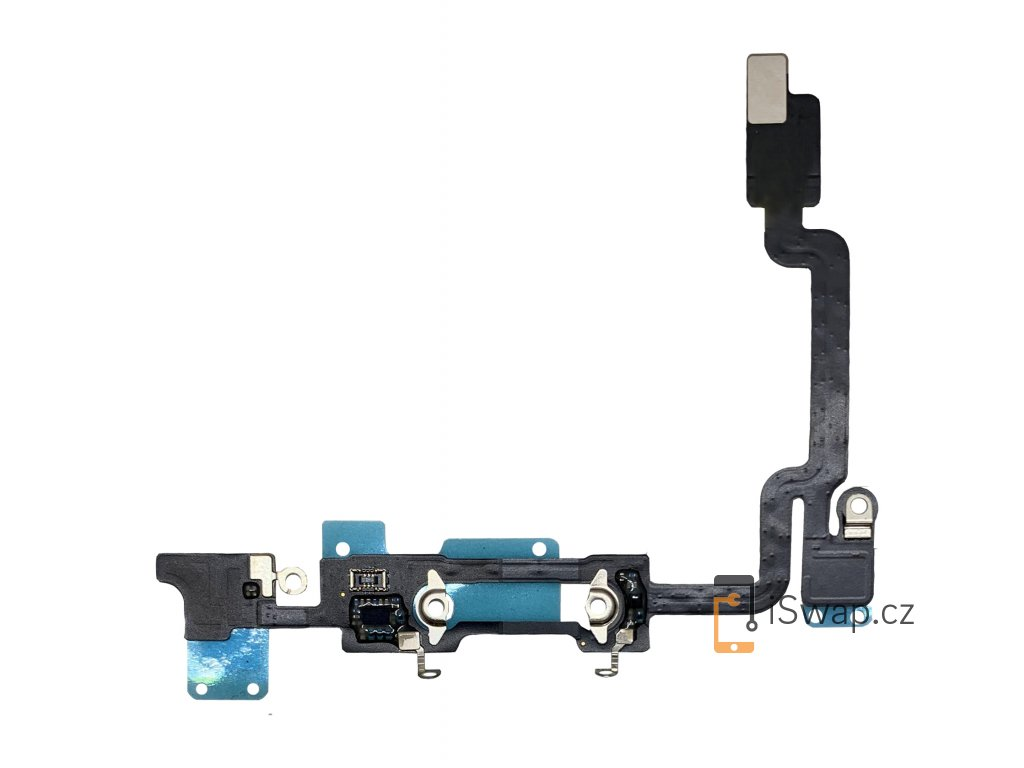 Náhradní flex kabel s WiFi anténou, která je umístěná pod hlasitým reproduktorem.