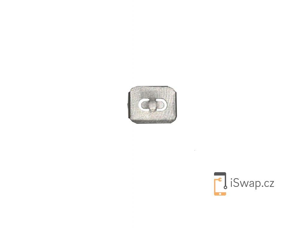 Kovový plíšek zapojení flex kabelů pro Apple Watch 1 38mm
