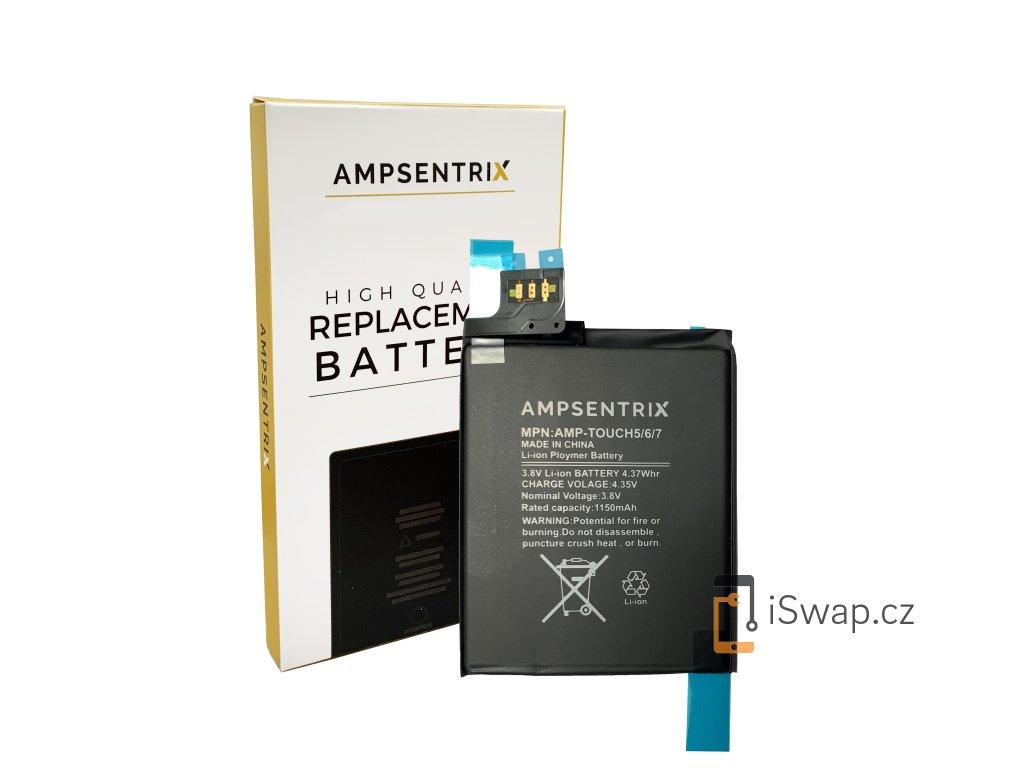 Náhradní baterie pro Apple iPod Touch 5/6/7.