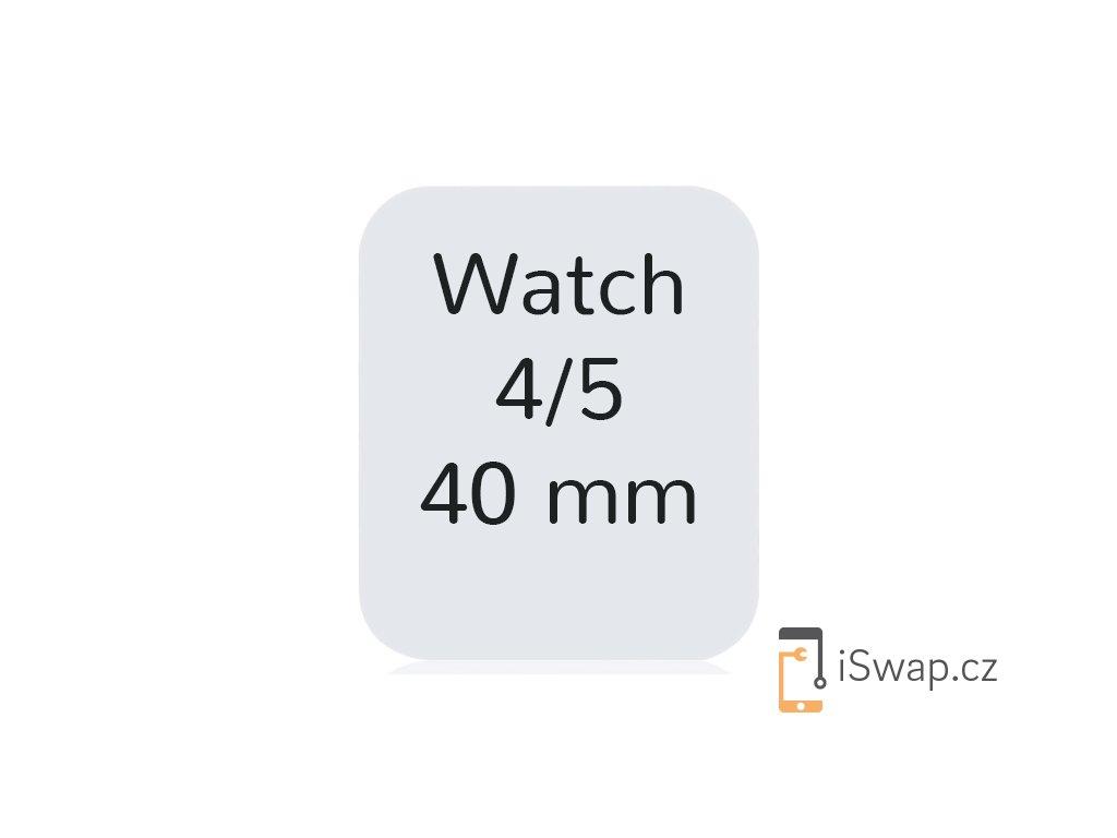 OCA lepidlo pro Apple Watch 4,5 40mm
