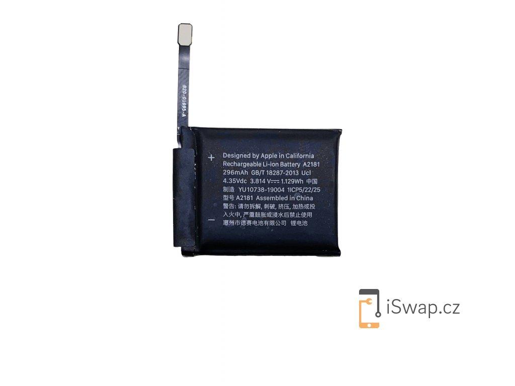 Náhradní baterie pro Apple Watch 5 44mm.