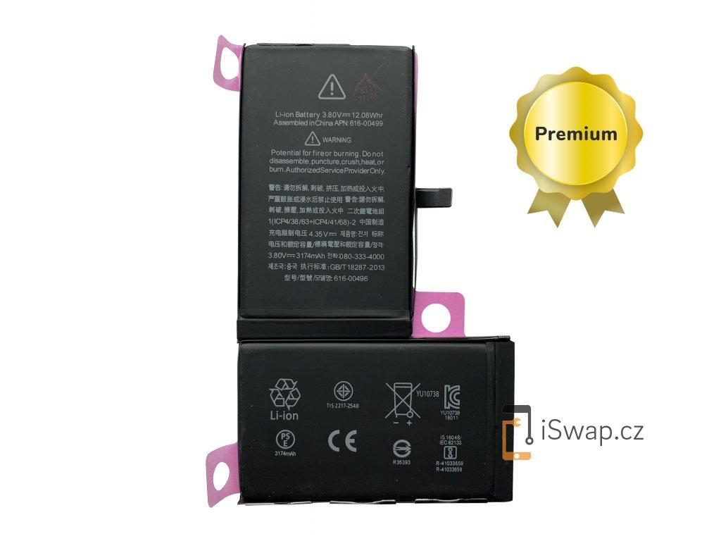Baterie 3174mAh PREMIUM pro iPhone Xs Max