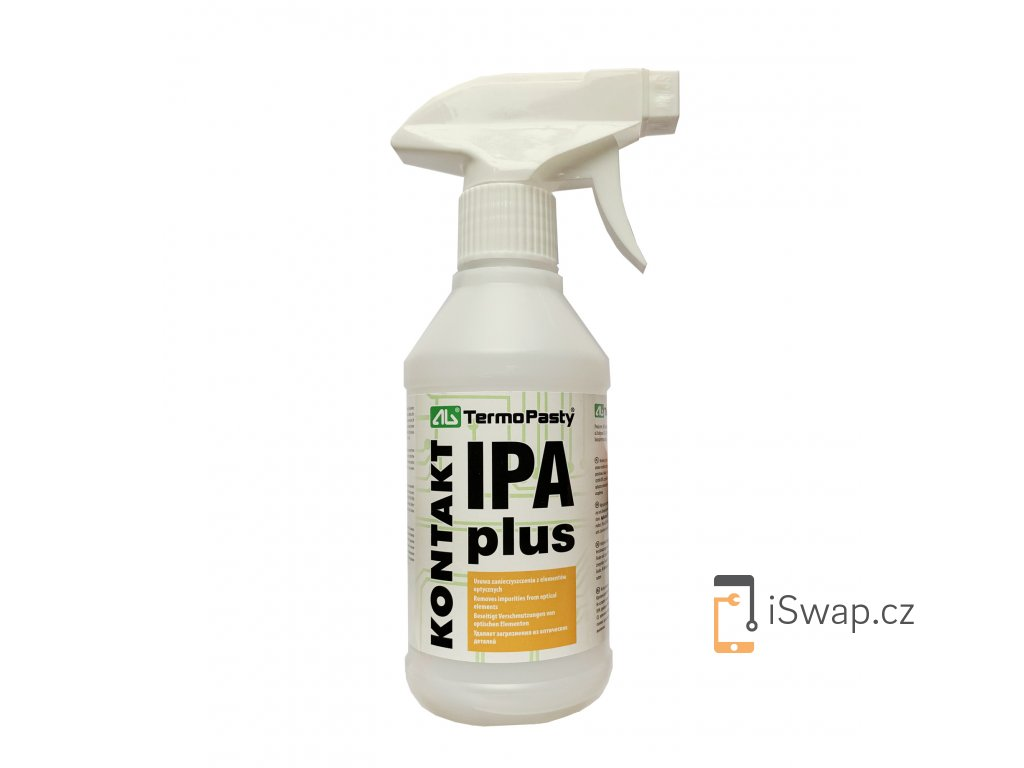Isopropylalkohol (IPA) s rozprašovačem 250ml