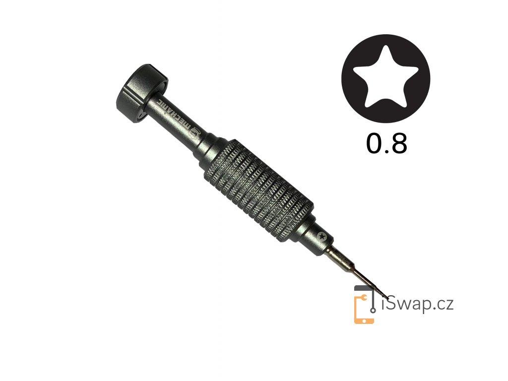 Mechanic Mortar Mini Pentalobe P2 0.8 šroubovák
