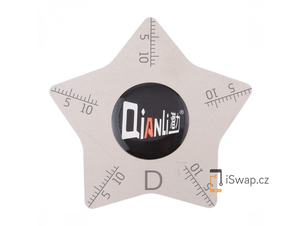 Qianli Pentagram, nástroj na otevření telefonu.