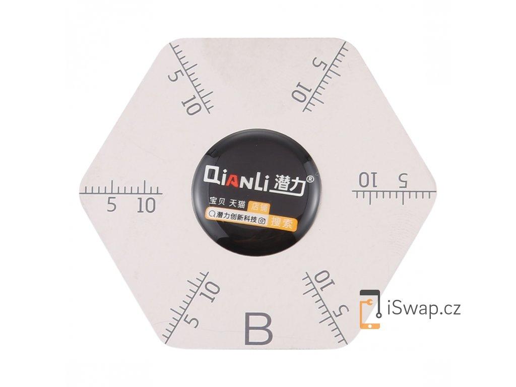 Qianli Hexagram - nástroj na otevření telefonu