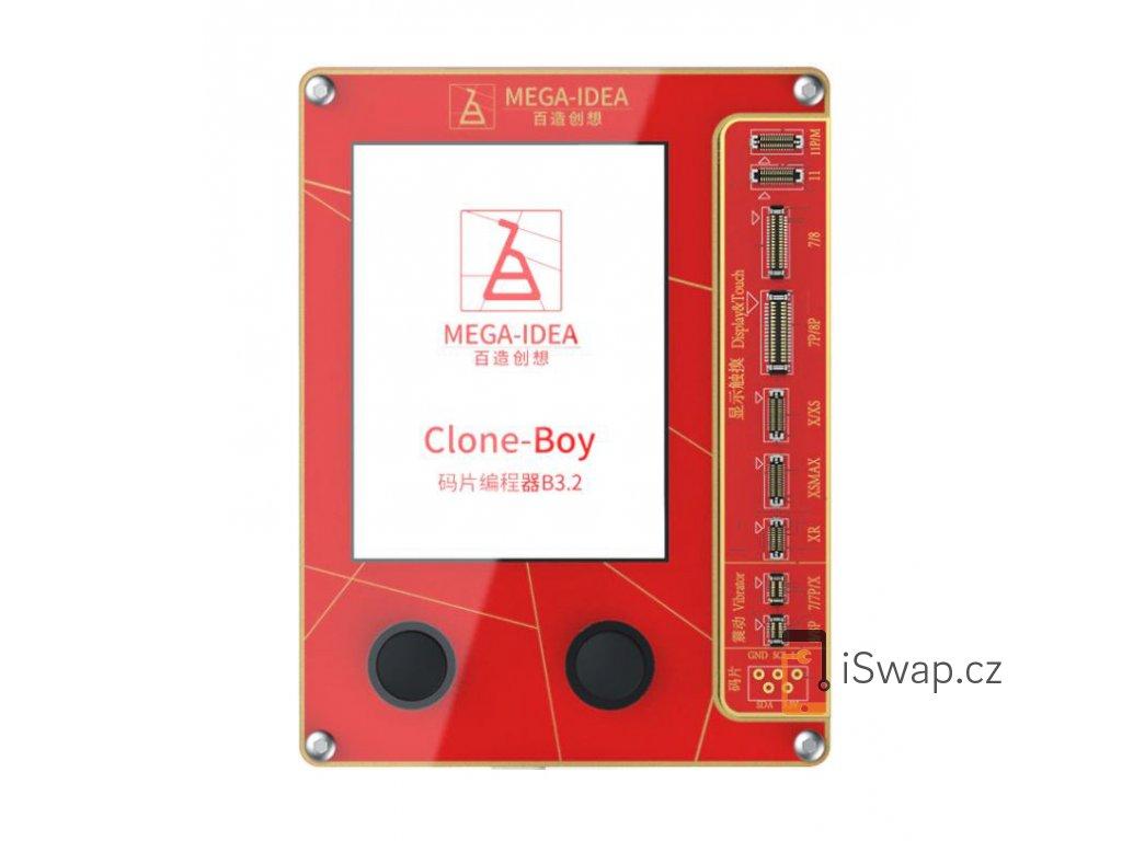 Programovací jednotka Clone-Boy 2.0