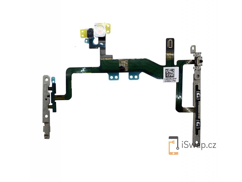 Flex kabel s tlačítky pro Apple iPhone 6S