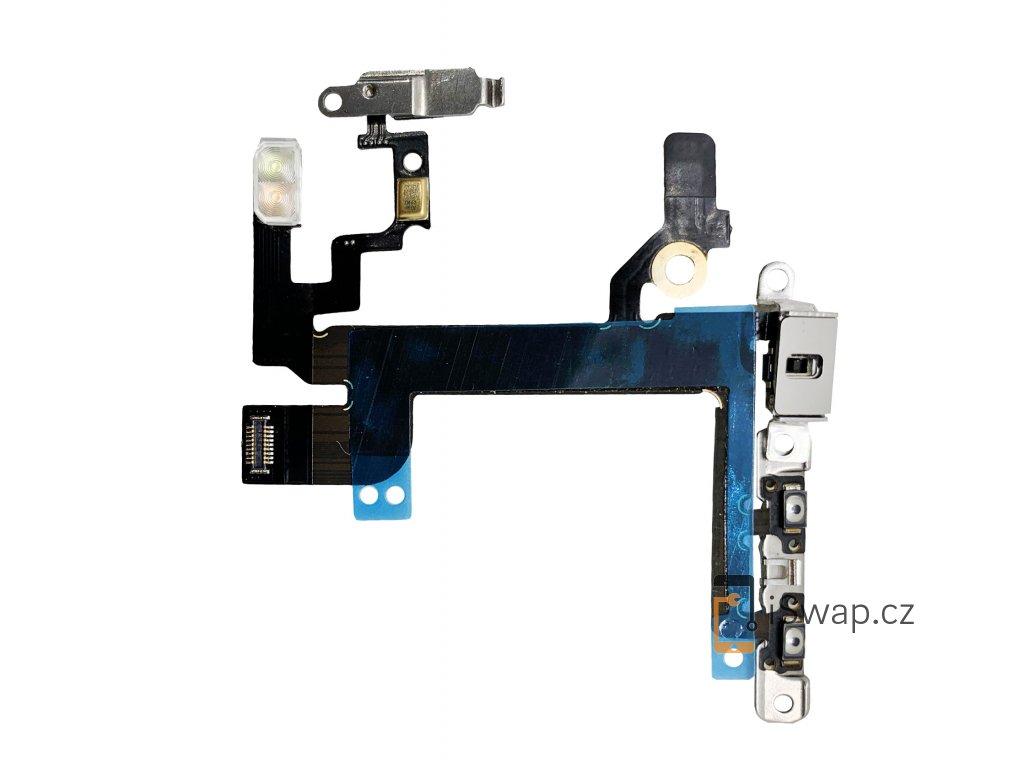 Náhradní flex kabel s tlačítky pro Apple iPhone SE