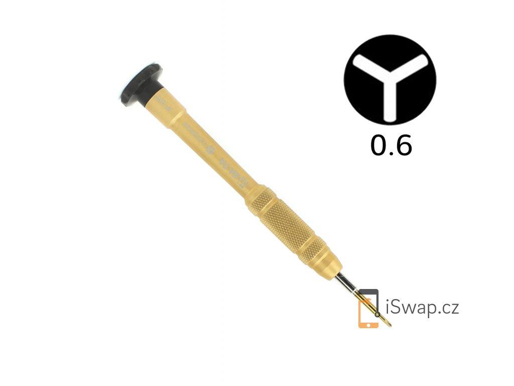 JIAFA Trojcípý Tri-Point šroubovák  0.6