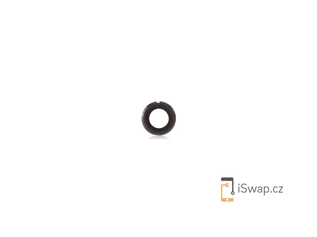 Sklíčko fotoaparátu pro Apple iPhone 6/6S šedý