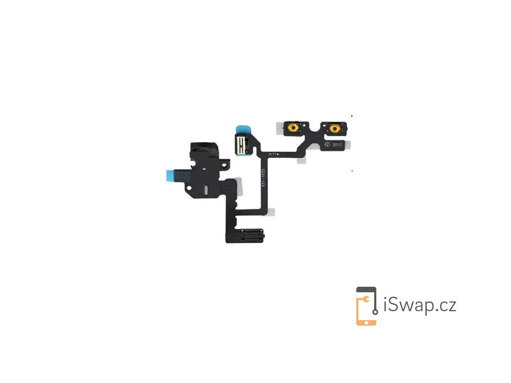 Flex kabel s tlačítky pro Apple iPhone 4