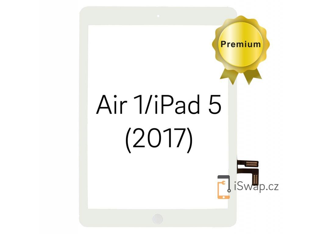 Digitizer PREMIUM bílý pro Apple iPad Air 1 a Apple iPad 5