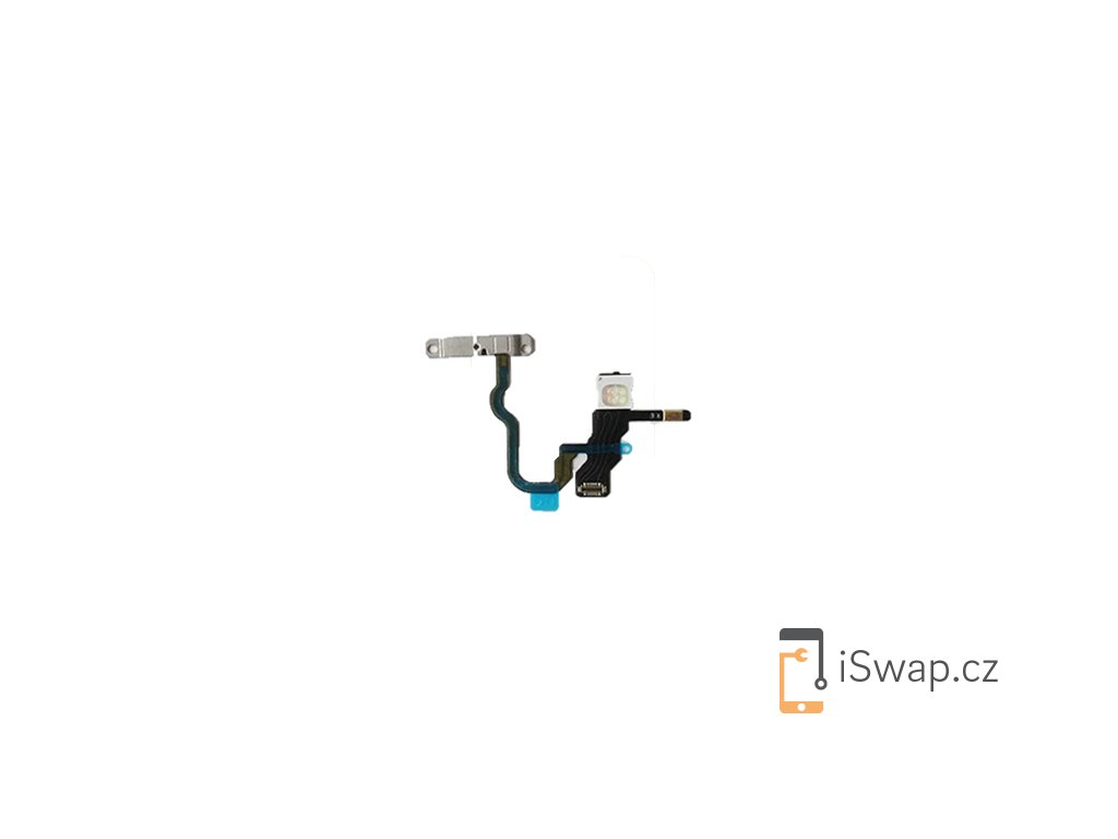Flex kabel s on/off tlačítkem pro Apple iPhone X