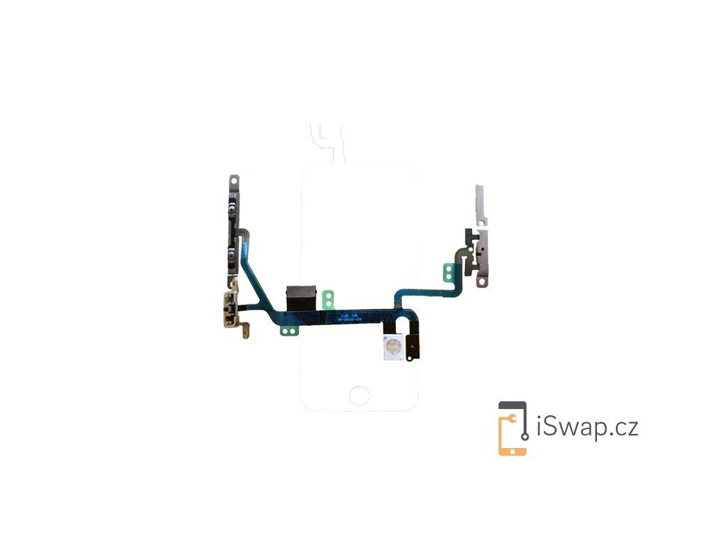 Flex kabel s tlačítky pro Apple iPhone 8