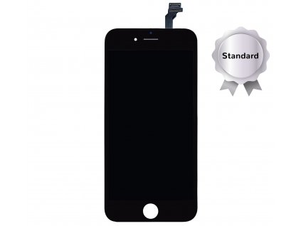 LCD displej STANDARD pro Apple iPhone 6 černý