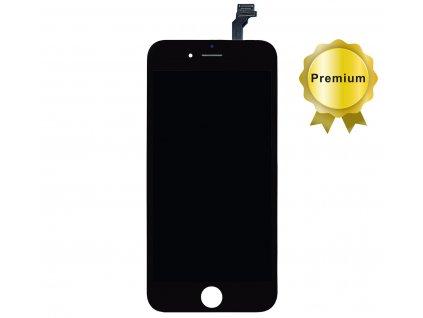 Náhradní LCD displej PREMIUM pro Apple iPhone 6 černý