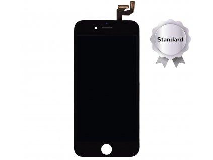 Náhradní LCD displej STANDARD pro Apple iPhone 6S černý