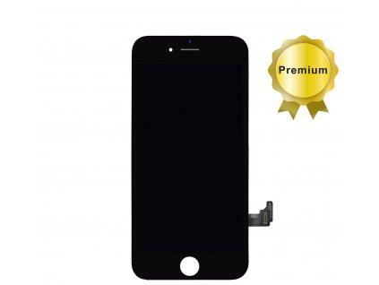 LCD displej PREMIUM černý pro Apple iPhone 7