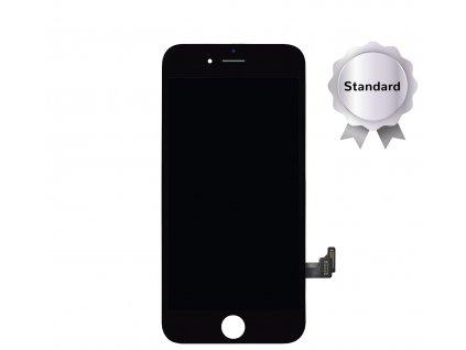 LCD displej STANDARD černý pro Apple iPhone 8 Plus