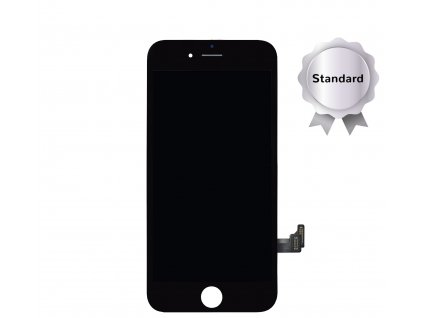 LCD displej STANDARD černý pro Apple iPhone 8 Plus