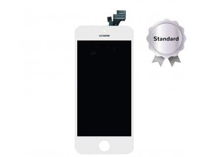 Náhradní display pro Apple iPhone 5 STANDART bílý