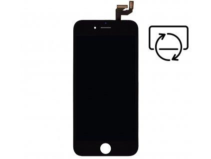 Originální repasovaný displej pro Apple iPhone 6S černý
