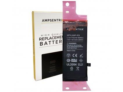 Náhradní baterie Ampsentrix pro Apple iPhone 8