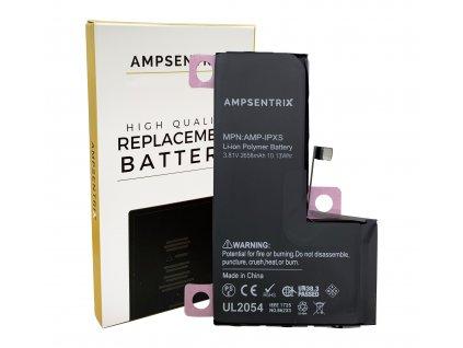 Náhradní baterie Ampsentrix pro iPhone Xs.