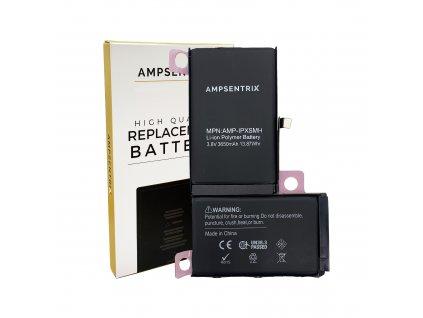 Náhradní baterie Ampsentrix pro iPhone Xs Max.