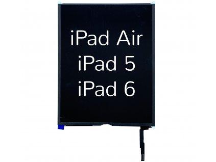 Náhradní LCD displej pro Apple iPad Air a iPad 5 (2017))