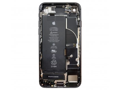 Repasovaný zadní kryt pro Apple iPhone 8 Space Gray