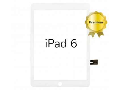 Digitizer PREMIUM bílý pro Apple iPad 6.